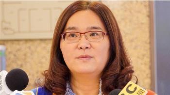 錄影露臉海峽論壇挨批  陳玉珍:為了和平交流