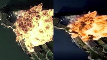 中國空軍轟六文宣影片 拼接好萊塢電影片段挨批