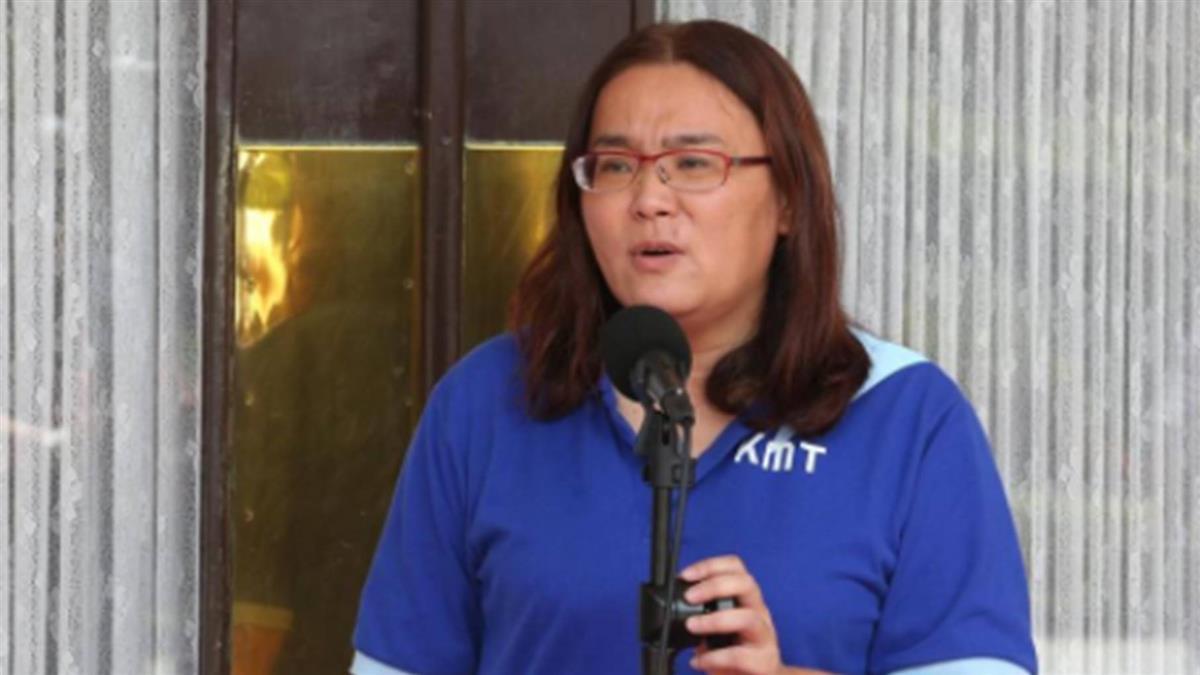 錄影片露臉海峽論壇挨轟 陳玉珍反擊民進黨:雙重標準