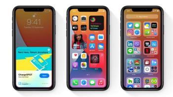 蘋果Apple新系統iOS14上線! 7大功能一次看