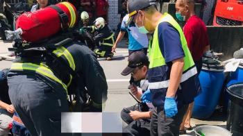 快訊/彰化民宅火警!2歲、12歲女童無呼吸心跳 送醫搶救