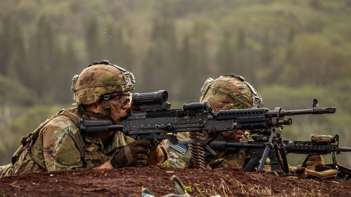 「美軍該重駐紮台灣」!美陸戰隊上尉呼籲:展現捍衛台灣決心