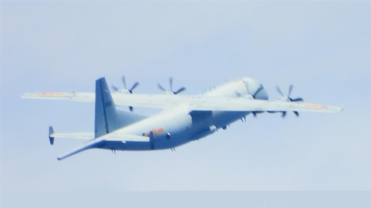 快訊/共機2架運8再侵我西南空域 空軍廣播急驅離