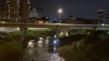快訊/北市景美橋驚傳女子落水 警消緊急搜救