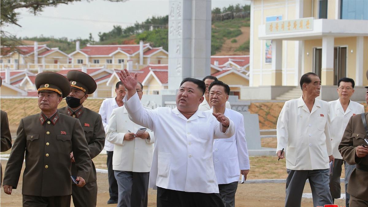 南韓公務員跳海投誠!竟被北韓槍殺燒成灰 官方證實了