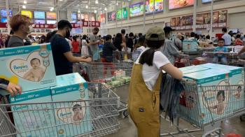 中秋又現搶購人潮!網驚:美式賣場買「它」的人竟比買肉多?