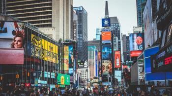 114年來首次 紐約時代廣場跨年夜改線上舉行