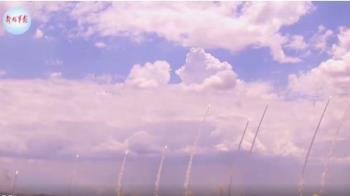共軍恫嚇升級曝「東風飛彈連環射」影片 蘇貞昌:都人民血汗錢
