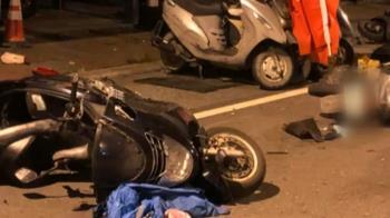 宜蘭酒駕高速甩尾撞6車! 29歲醉男逃跑爽睡路邊