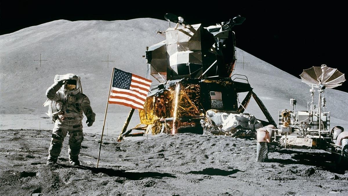 NASA擬砸下8400億 2024將再度登陸月球