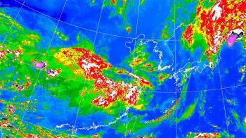 東北風增強!雨彈狂甩3天轉濕涼 全台降雨熱區出爐