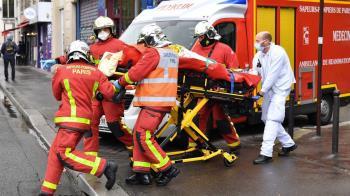 巴黎驚傳凶嫌持刀攻擊事件 至少4人受傷