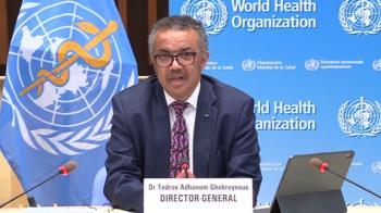 譚德塞向國際討1兆元抗疫 警告川普:退出WHO將傷害美國