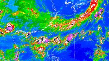 鯨魚颱風最快今生成!基隆北海、東北部慎防長浪