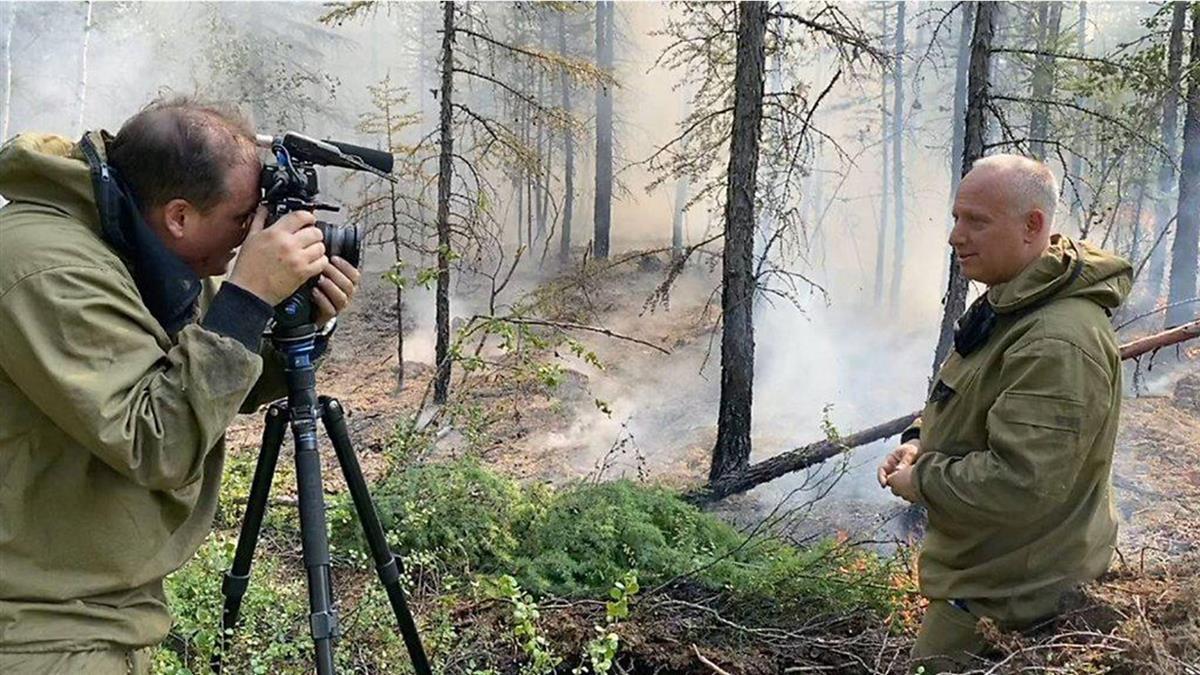 全球暖化下的西伯利亞:BBC採訪團隊在地見聞