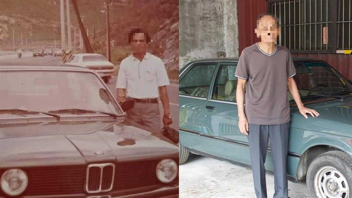 8年前買骨董車遭拒!他突接到電話:我爸有東西給你