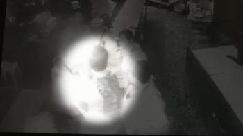 獨/曾酒後鬧事遭砍 焢肉飯少東醉踹家門襲警又被逮