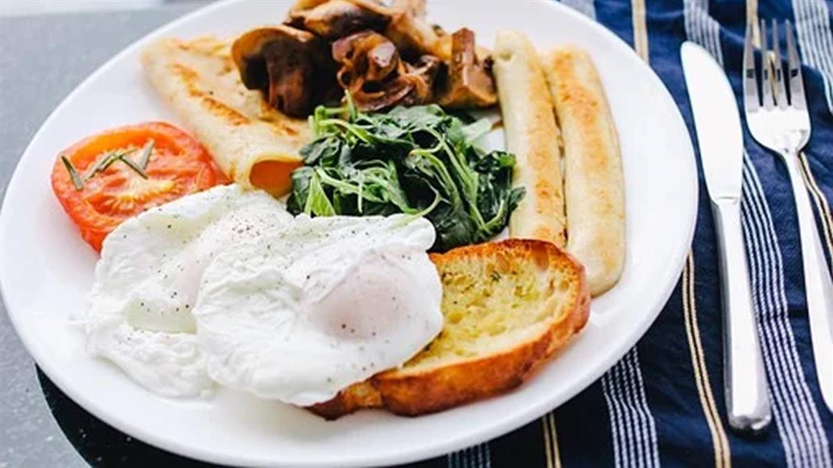 早餐店熱量大解析 每天吃鐵板麵要為腎默哀
