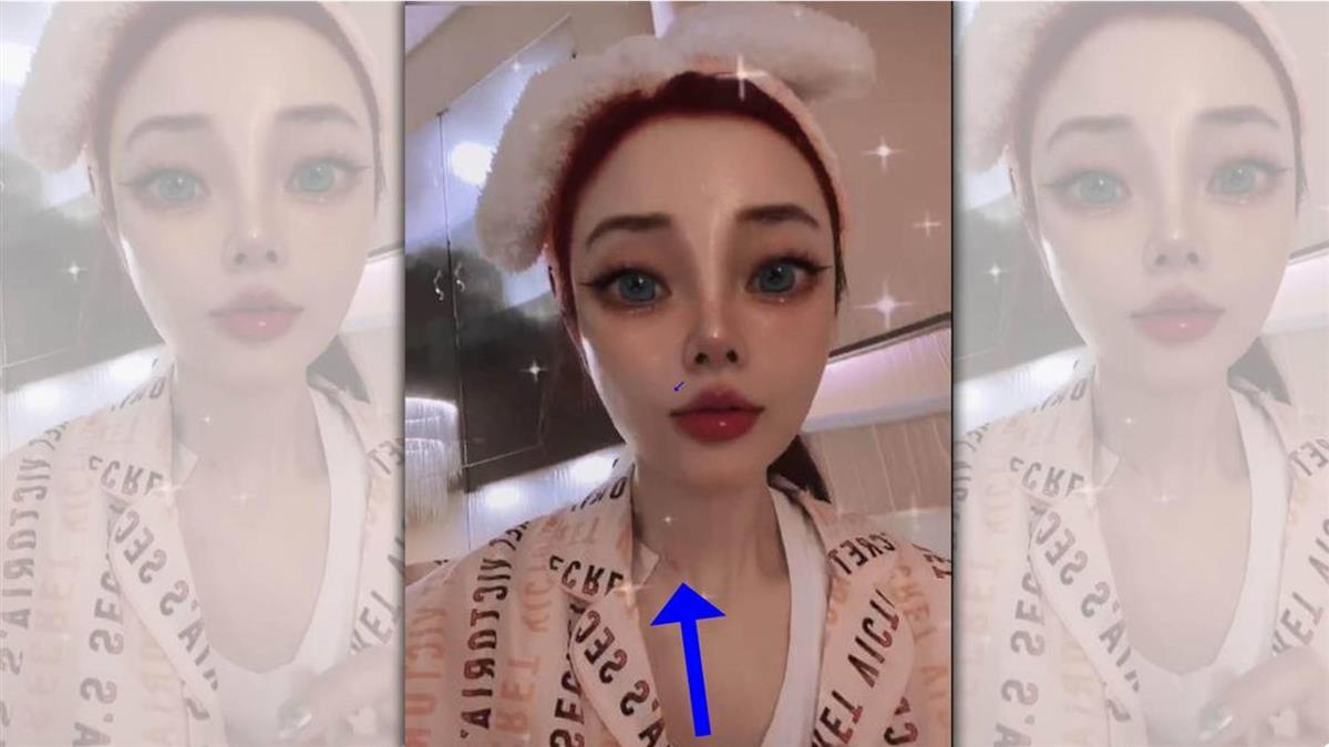 李小璐直播被發現脖子出現吻痕 網猜復合前夫賈乃亮