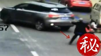 33歲單親媽遇恐怖情人 遭前男友當街開車輾壓