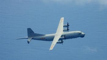 共機14天50架次擾台!2運8反潛機今又侵入防空識別區
