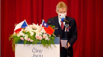 參院議長訪台!捷克政府高層:不影響對北京關係