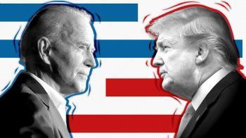 美國大選:首場電視辯論登場 民調顯示川普、拜登誰領先?