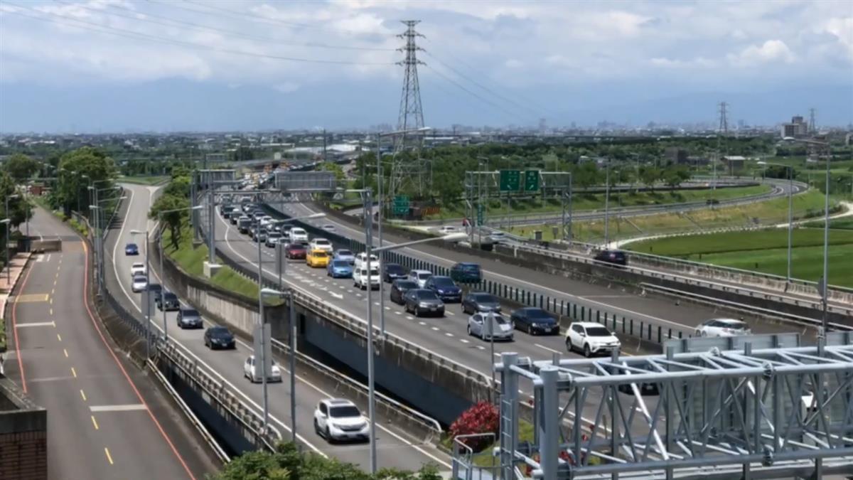 中秋連假交通疏運總整理!乘載管制、匝道封閉、客運優惠一次看
