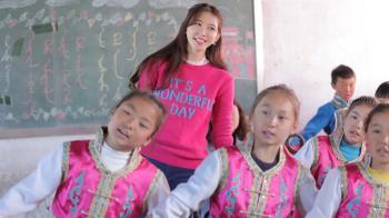 林志玲高唱《我和我的祖國》畫面被挖出 PTT鄉民吵翻了