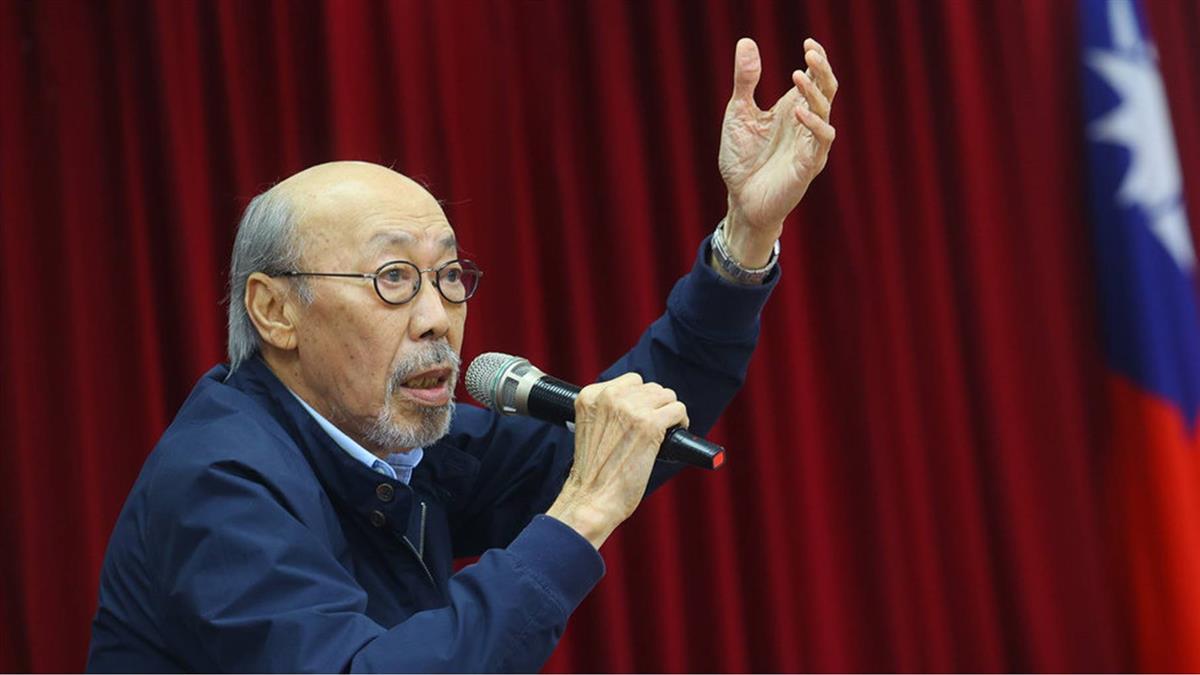 馮淬帆到國民黨演講罵馬批習 不同情香港