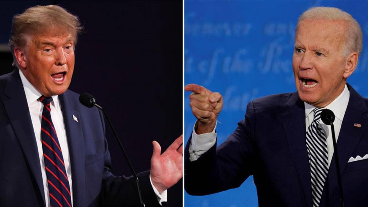 美國大選:互相攻擊揭短的首場辯論戰,到底誰贏了