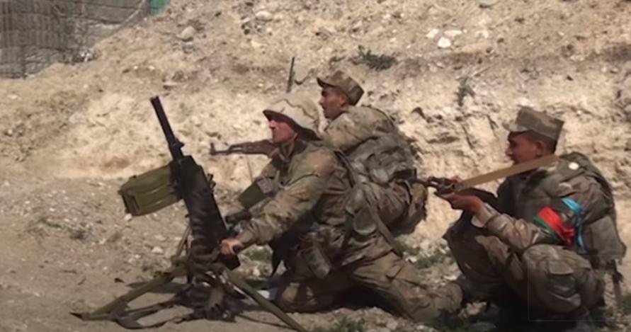 爭土地開戰!砲彈從天而降 亞美尼亞士兵屍橫遍野畫面曝