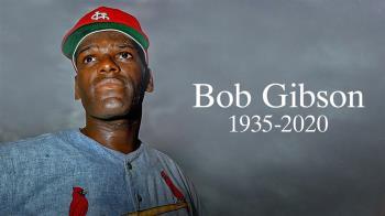 MLB名人堂強投吉布生辭世 聯盟因他降投手丘高度