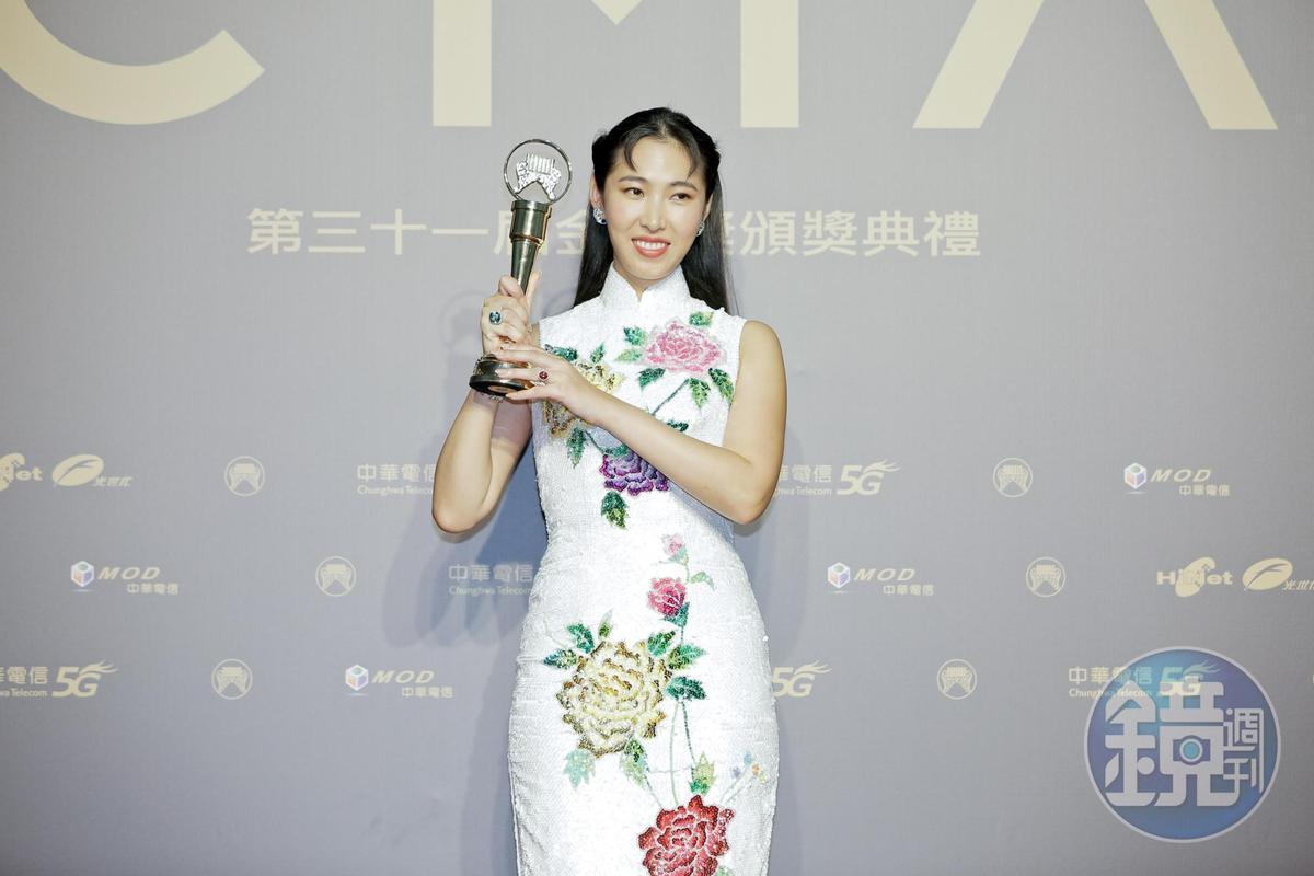 翻唱奪最佳國語專輯惹議 王若琳和評審團主席陳鎮川這麼說