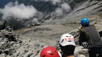 男子獨攀中央尖山失聯 死亡稜線下方尋獲遺體