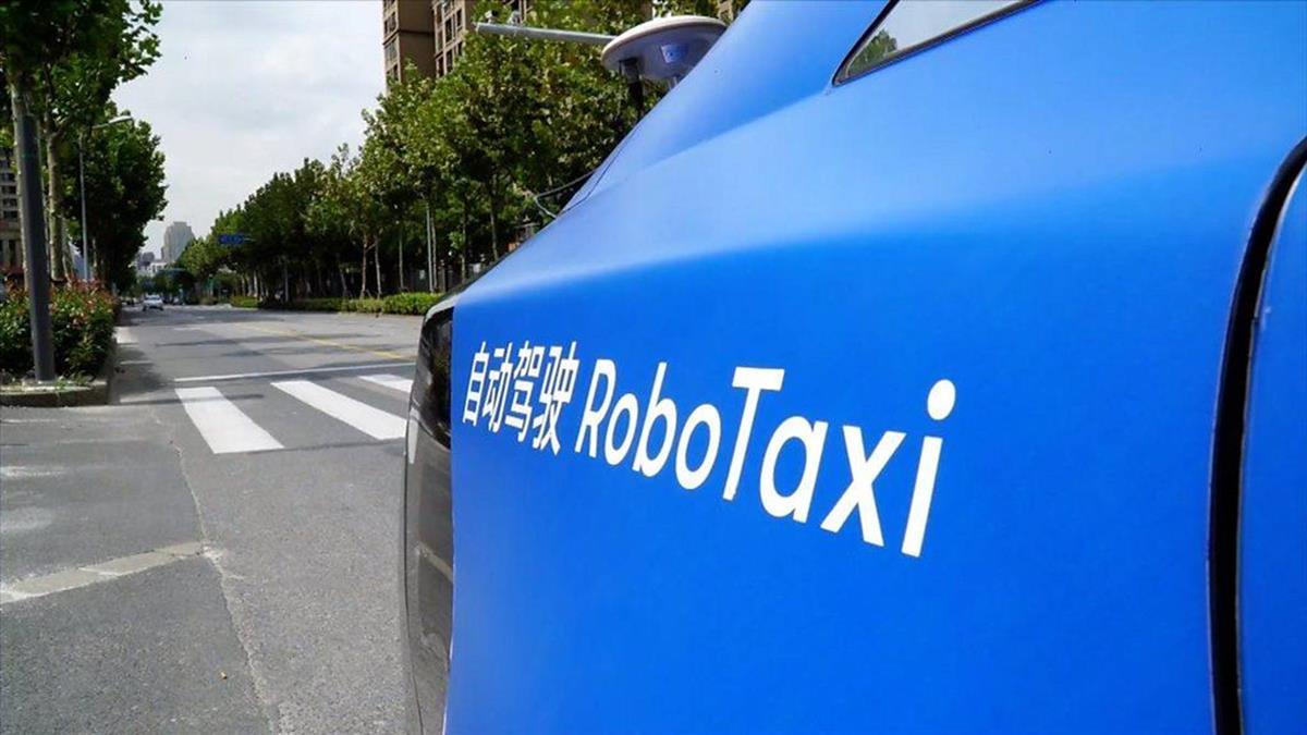 出租車自動駕駛你敢坐嗎?BBC記者上海實測