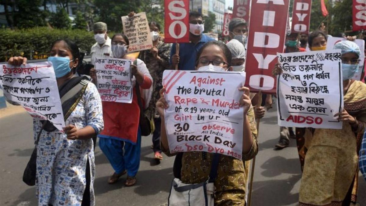 印度兩名女子疑被強姦致死 引發民眾譴責抗議