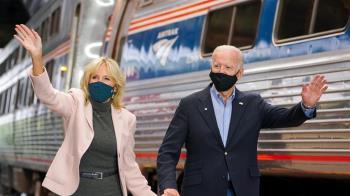 武肺檢測陰性! 拜登推文宣告:我將成為美國總統