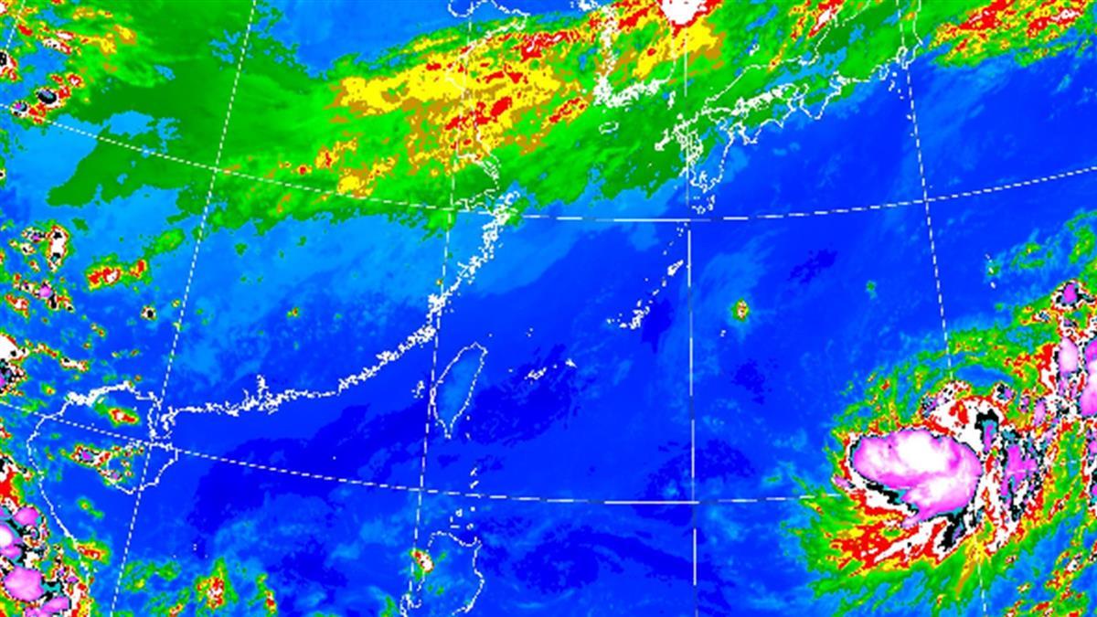 國慶連假毀了?颱風3路徑曝 焰火放不放有變數