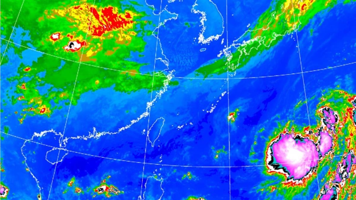 北台灣狂降12度!昌鴻颱風最快今形成 2預測路徑曝