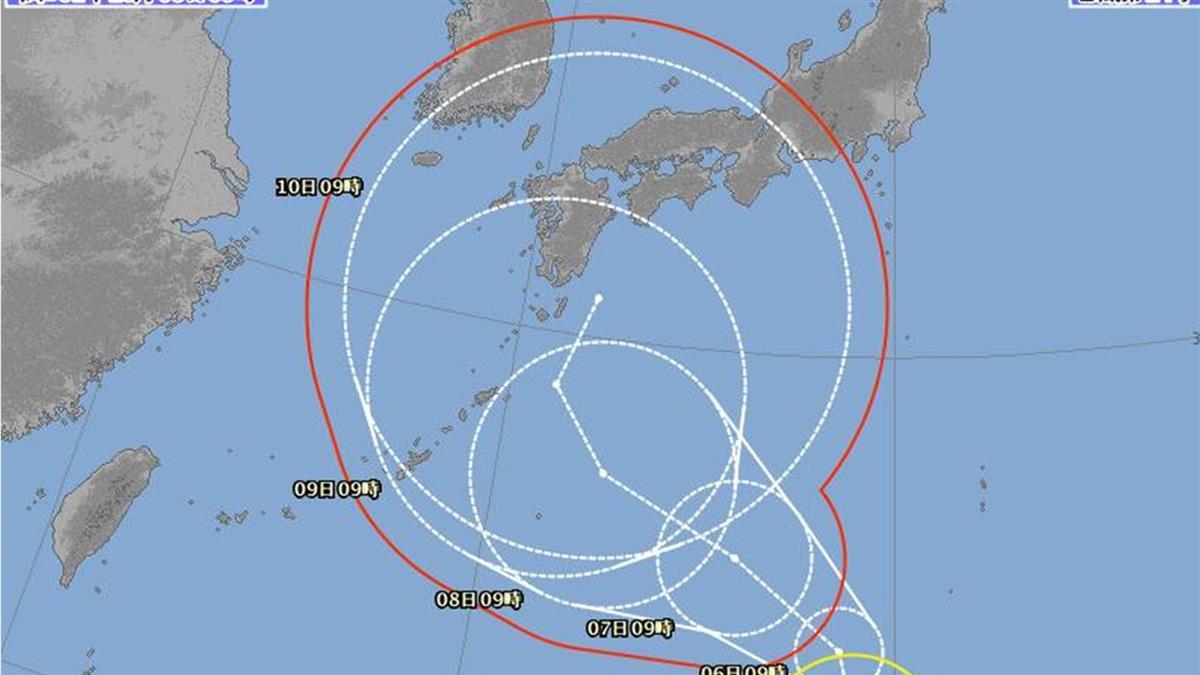 快訊/第14號昌鴻颱風生成!這2天是關鍵期 氣象局說話了