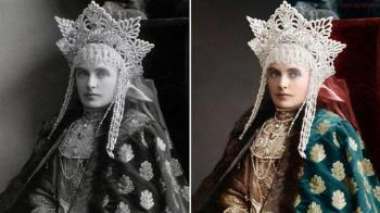 為世界大戰老照片著色 俄羅斯藝術家希望再現歷史「真實瞬間」