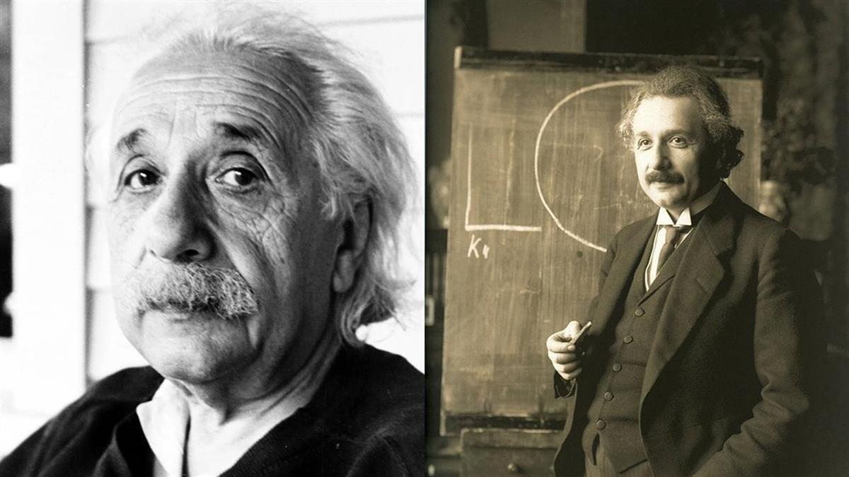 愛因斯坦數學不好?高中成績單曝光「數理魔人」僅1科低空飛過