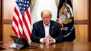 川普即將出院 稱「不要怕新冠」 白宮疫情目前尚存疑點