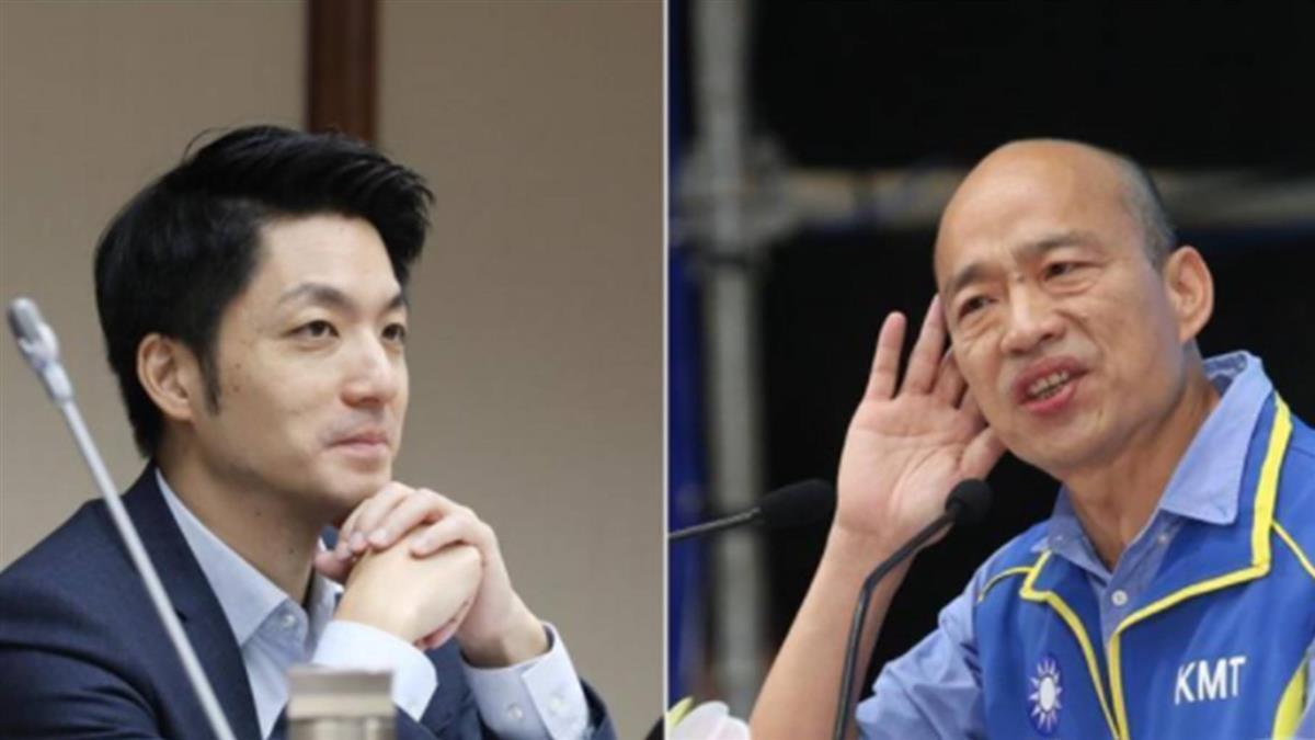 評蔣萬安「孤臣孽子」百毒不侵 他預言韓國瑜會選台北市長