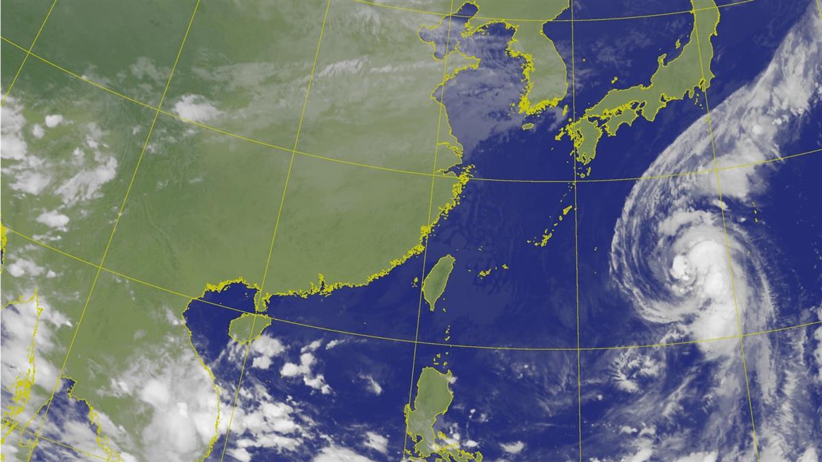 颱風恐增強中颱!這天起大轉彎 全台降雨熱區出爐
