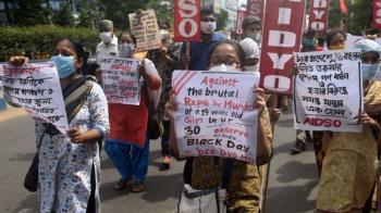新冠疫情下印度惡性侵案頻發引發政治影響
