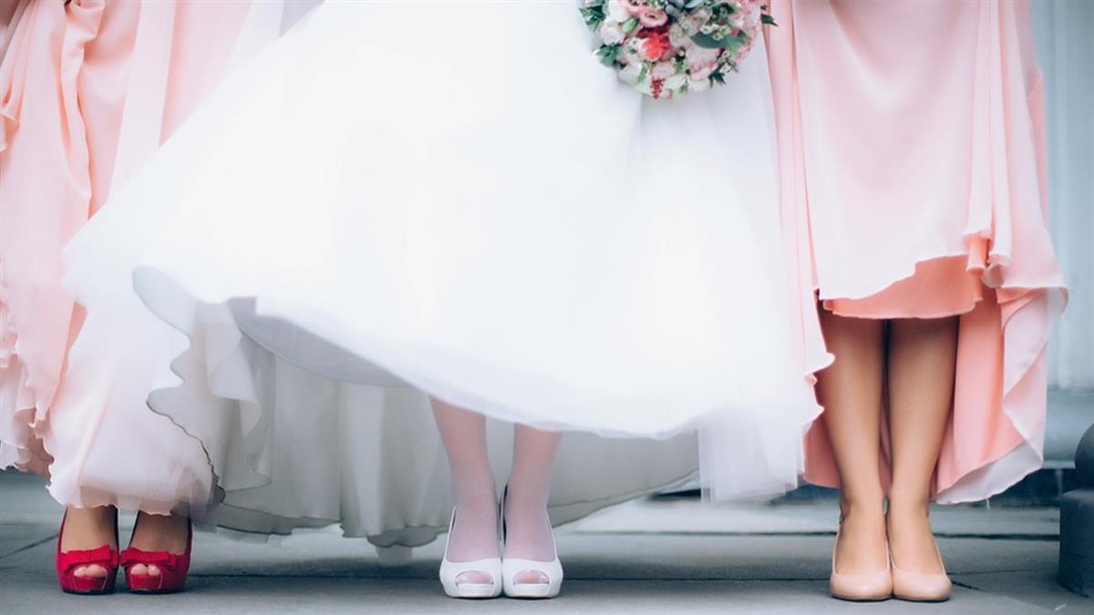 新娘邀離婚友參加婚禮 媒婆急阻止!理由曝光炸鍋了