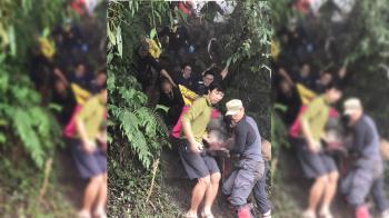 60歲女子登嘉明湖  出發半小時倒地送醫不治