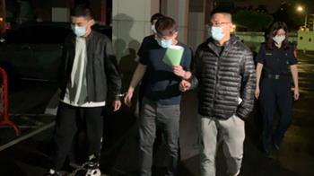 館長槍擊案外案 竹聯幫2成員涉勒贖案羈押禁見